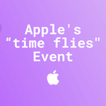 """Time flies"" and Apple once again exemplifies its market power"